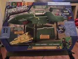 Thunderbirds Supersize Thunderbird 2 Playset
