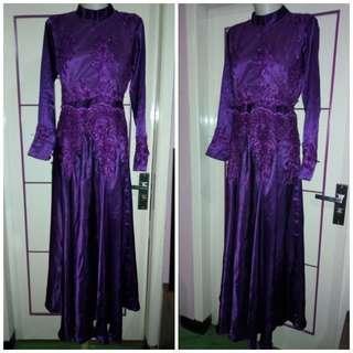Dress Pesta Mewah