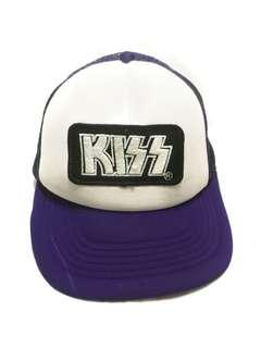 Kiss band cap