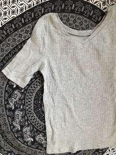 Uniqlo 3/4 Sleeve Blouse