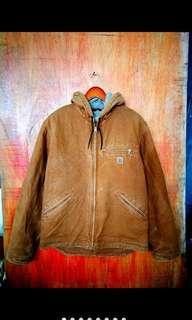 Urgent sale Carhatt WIP heavyweight cargo jecket