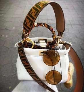 🚚 Fendi peekaboo mini肩背包