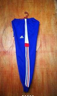 Urgent sale Vintage 90s seluar adidas pant bossku