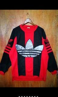 Urgent Sale Vintage Adidas sweatshirt bossku