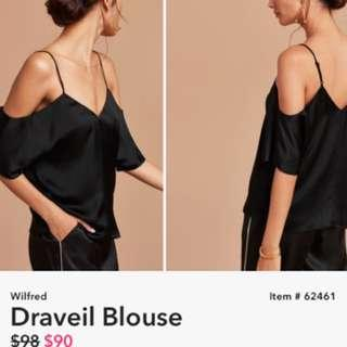 WILFRED BLOUSE S