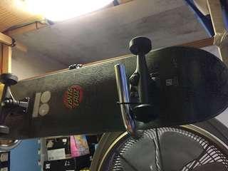 Skateboard .australia Globebrand