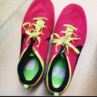 Nike Lunarlon Trainers (ladies size 8.5)