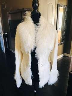 Marciano fur coat