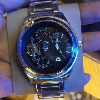Jam tangan merek fossil super mulus