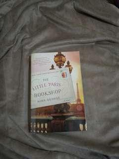 The little paris bookshop Php200