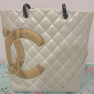 Chanel cambon tote - put on hold - item at spa