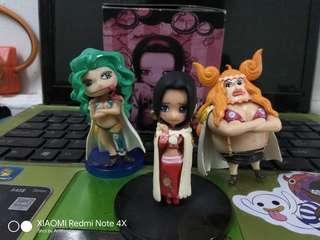 Boa Hancock Sisters One Piece Figure