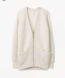 Wilfred Free Marin Zip-Up Cardigan sz. XS