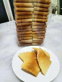 Koh's hometaste egg rolls/love letter 纯手工制作古早味十足鸡蛋卷