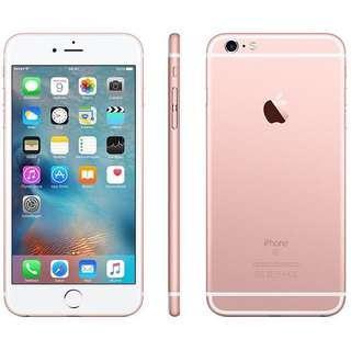 IPhone 6s Rose Gold UNLOCKED 32gb