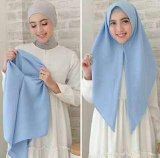 Hijab Instan (Baru)