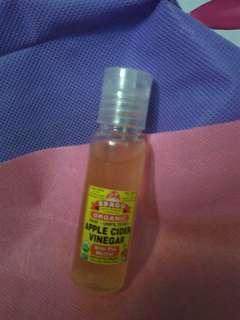 Apple cider vinegar share in botle 15ml