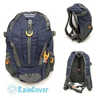 🔥READY STOCK🔥 Deuter Mountain Backpack 30L Rain Cover Travel Sport Unisex