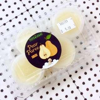 Puree frozen untuk bayi