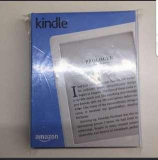 (Free eBooks) New Sealed Kindle 8 White Colour