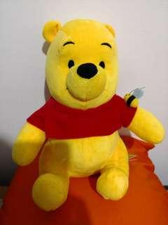 🚚 Winnie the pooh 小熊維尼 娃娃