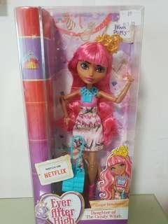Ever After High doll Book Party