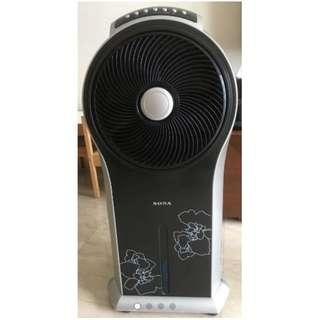 (Used) SONA REMOTE HONEYCOMB AIR COOLER at $50 Only !!
