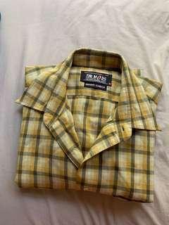 The Mods Checkered Shirt