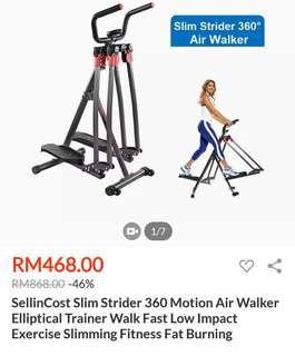Offer!! 🆕Strider Air Walker