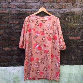 Forever21 Flower Dress