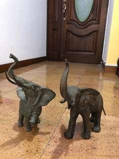 Beautiful elephant home decor