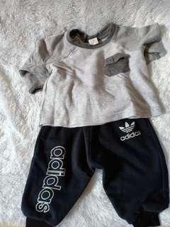 Set baju dan celana