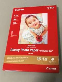 Canon相紙