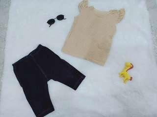 Set baju dan celana anak