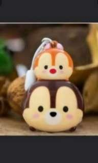 Tsum tsum chip and dale ezcharm