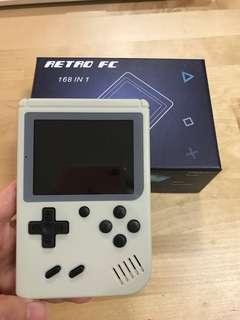 Mini Retro Fc 168 in 1 - Portable Game Console