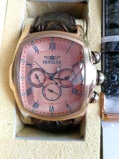 LNIB!!! Invicta Quartz Lupah Special Edition!!
