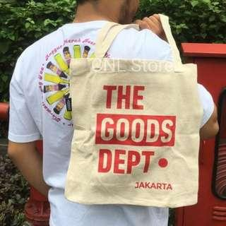 Totebag The Goods Dept
