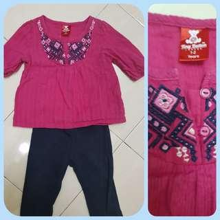 Set For Girl 1year price inc postage