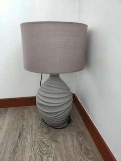Ceramic Vase lamp