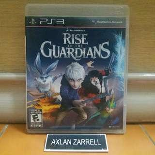Playstation 3 Games : PS3 Rise Of The Guardians
