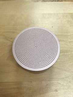 Bluetooth Metal Speaker - Portable