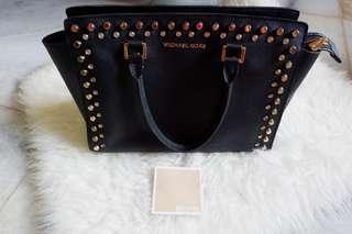 Michael Kors Stud Bag