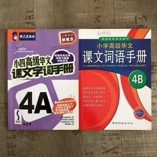 P4 Assessment Books