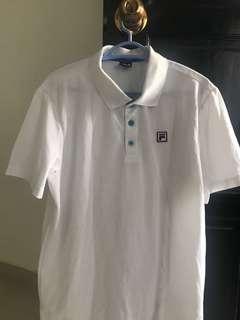 fila golf t shirt