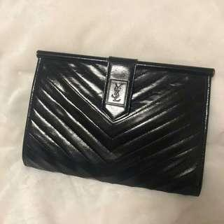 ((((SORRY !! SOLD OUT !!!))) YSL clutch party bag       (((NO BARGAIN, PLS!!! 拜托!!!)))  日本名牌手袋
