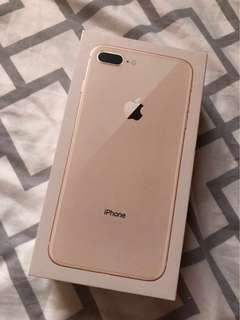 Iphone 8 Plus Rosegold