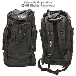 🔥READY STOCK🔥ORIGINAL Deuter Mountain Backpack 70L Travel Sport Men's Unisex