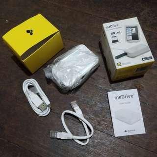 meDrive File Server for iPad/Mac