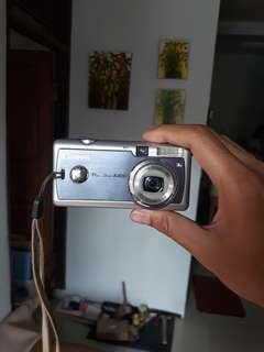 Kamera vintage canon power shot a400